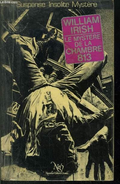 LE MYSTERE DE LA CHAMBRE 813 - COLLECTION