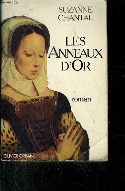 LES ANNEAUX D'OR