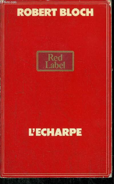 L'ECHARPE -COLLECTION RED LABEL