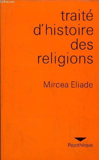 TRAITE D'HISTOIRES DES RELIGIONS