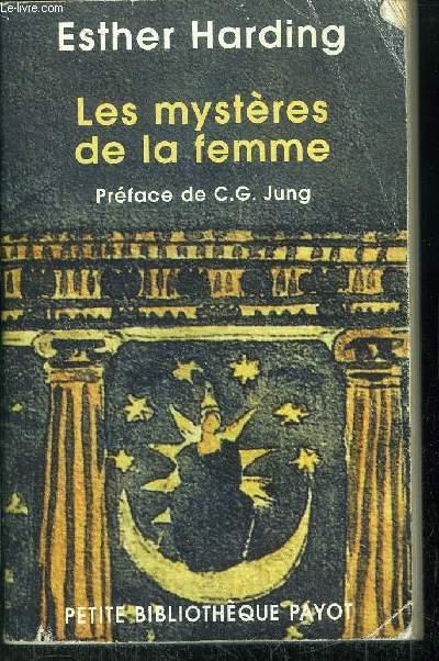 LES MYSTERES DE LA FEMME - COLLECTION PETITE BIBLIOTHEQUE N°407
