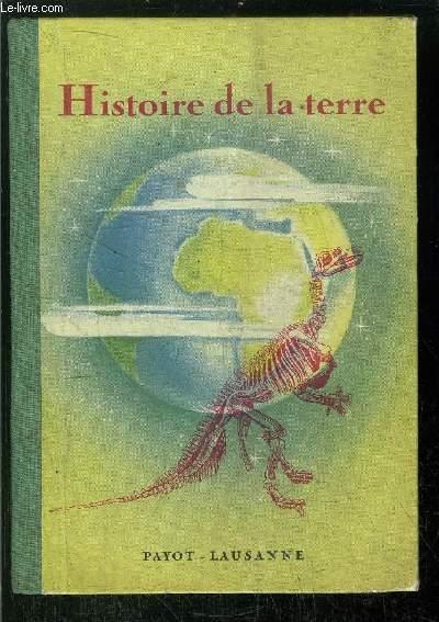 HISTOIRE DE LE TERRE- COLLECTION PETITS ATLAS DE POCHE PAYOT N°15