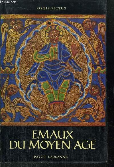 EMAUX DU MOYEN AGE-N°52 DE LE COLLECTION ORBIS PICTURE