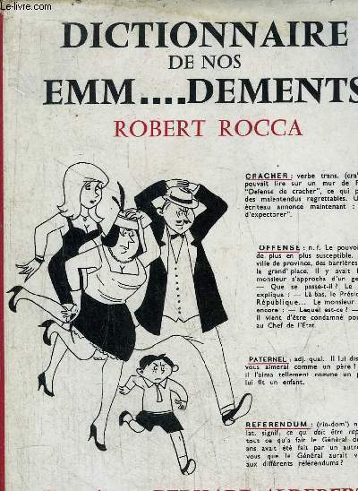 DICTIONNAIRE DE NOS EMM....DEMENTS