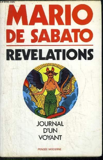 REVELATIONS - JOURNAL D'UN VOYANT