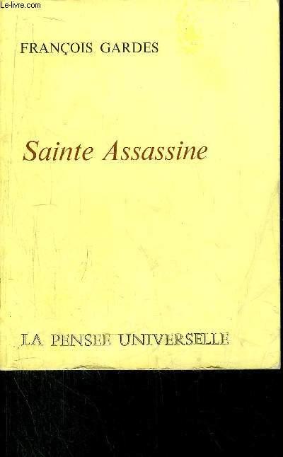 SAINTE ASSASSINE