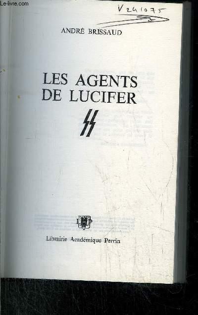 LES AGENTS DE LUCIFFER