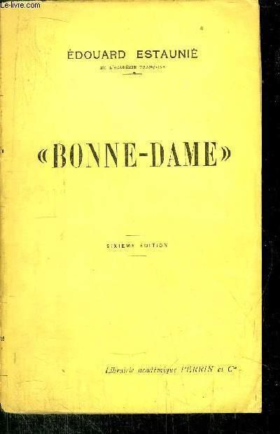 BONNE-DAME