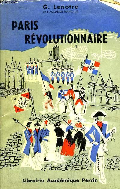 PARIS REVOLUTIONNAIRE