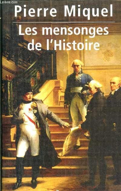 LES MENSONGES E L'HISTOIRE