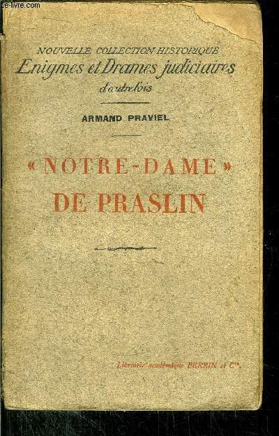 NOTRE-DAME DE PRASLIN