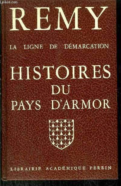 HISTOIRE DU PAYS D'ARMOR