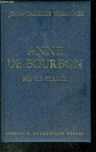 ANNE DE BOURBON