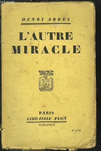 L'AUTRE MIRACLE