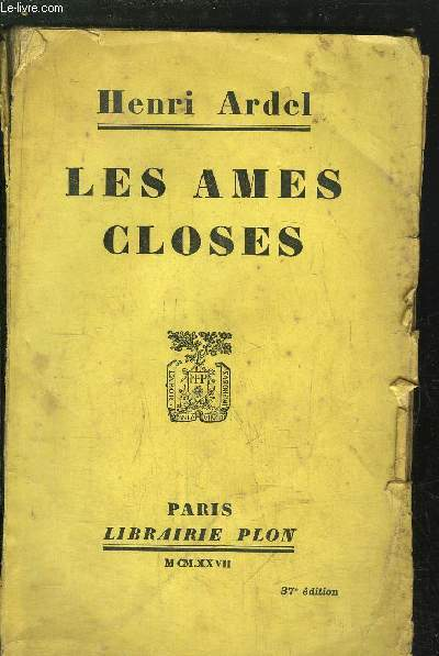 LES AMES CLOSES