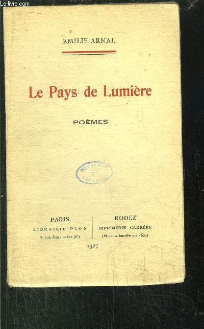 LE PAYS DE LUMIERE