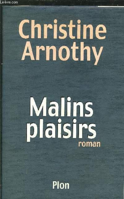 MALINS PLAISIRS