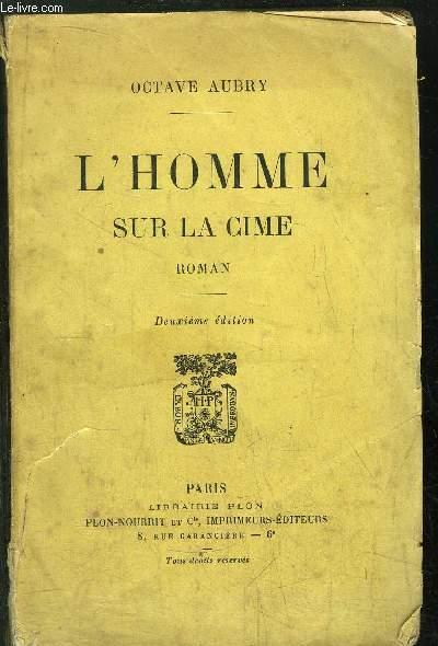 L'HOMME SUR LA CIME