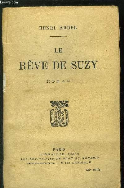 LE REVE DE SUZY