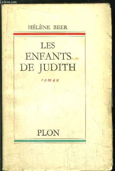 LES ENFANTS DE JUDITH