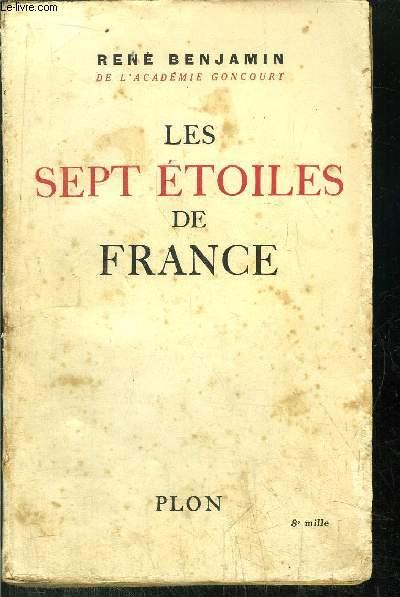 LES SEPT ETOILES DE FRANCE