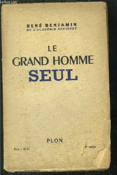 LE GRAND HOMME SEUL