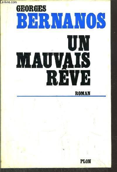 UN MAUVAIS REVE