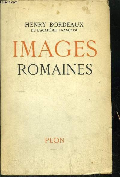 IMAGES ROMAINES