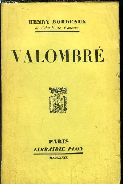 VALOMBRE