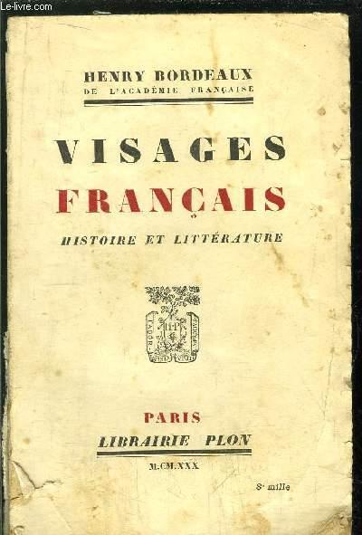 VISAGES FRANCAIS