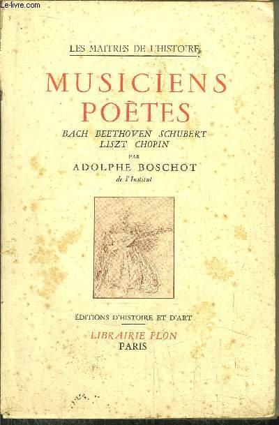 MUSICIENS POETES