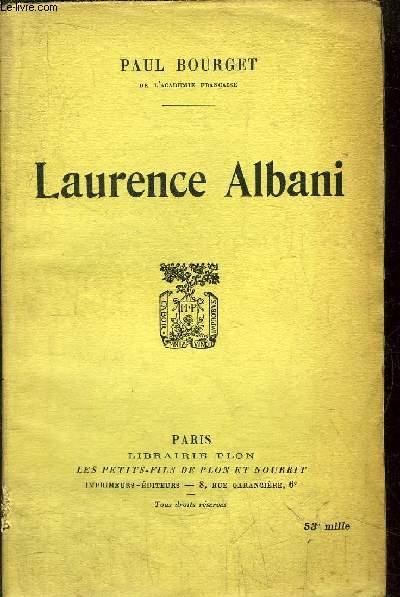 LAURENCE ALBANI