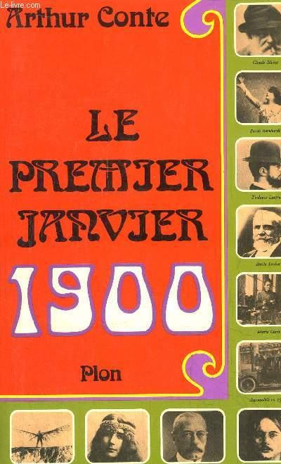 LE PREMIER JANVIER 1900