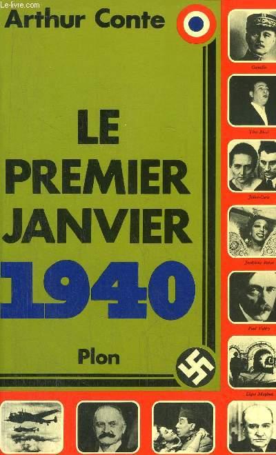 LE PREMIER JANVIER 1940
