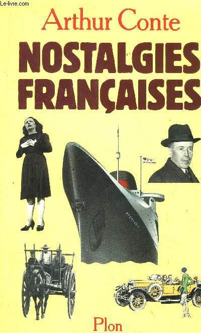 NOSTALGIES FRANCAISES