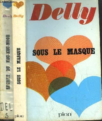 LE MAITRE DU SILENCE - 2 VOLUMES - TOME I+II / SOUS LE MASQUE - LE SERCET DU KOU-KOU-NOOR