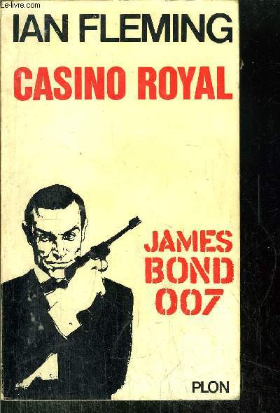 CASINO ROYAL - JAMES BOND 007 - N°1