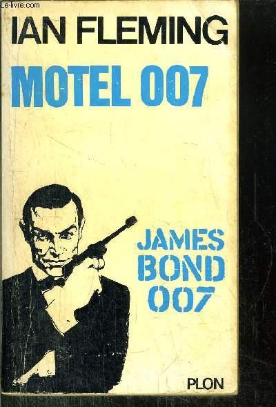 MOTEL 007 - JAMES BOND 007 - N°8