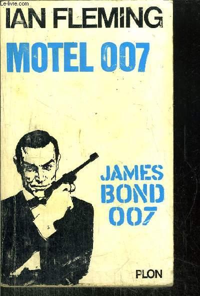 MOTEL 007 - JAMES BOND 007