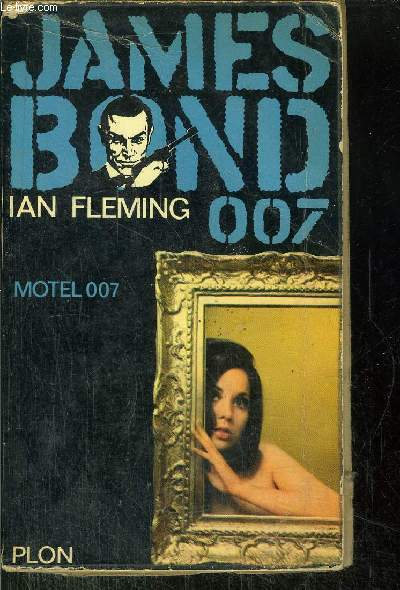MOTEL 007 - JAMES BOND 007 - N°8