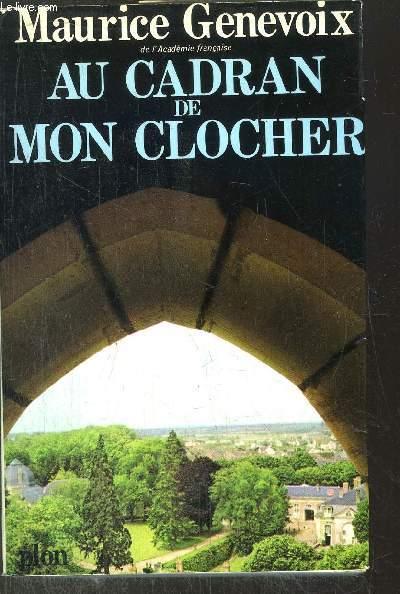 AU CADRAN DE MON CLOCHER