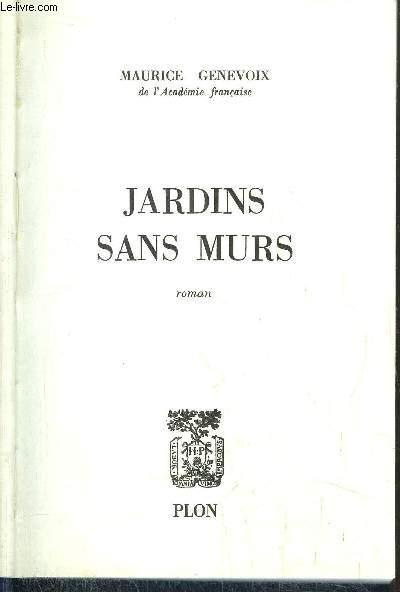 JARDINS SANS MURS