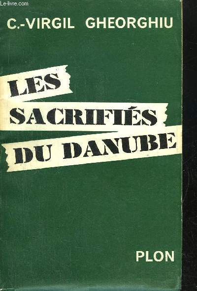 LES SACRIFIES DU DANUBE