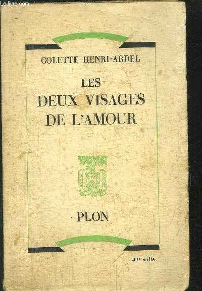 LES DEUX VISAGES DE L AMOUR