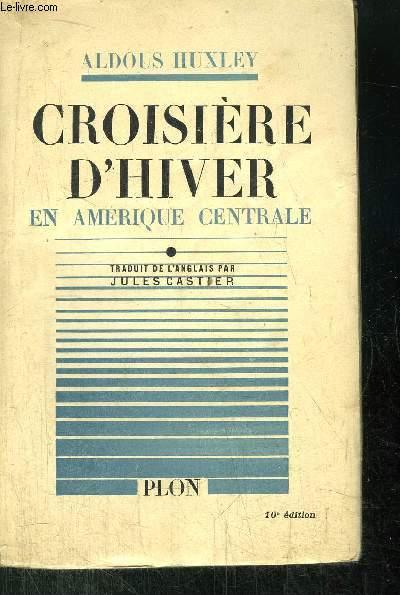 CROISIERE D HIVER EN AMERIQUE CENTRALE