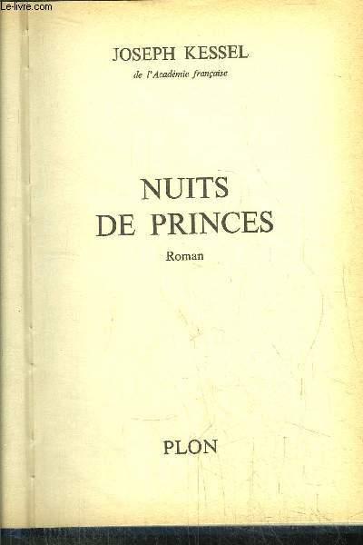 NUITS DE PRINCES