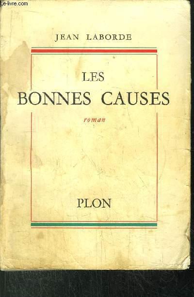 LES BONNES CAUSES