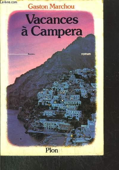 VACANCES A CAMPERA
