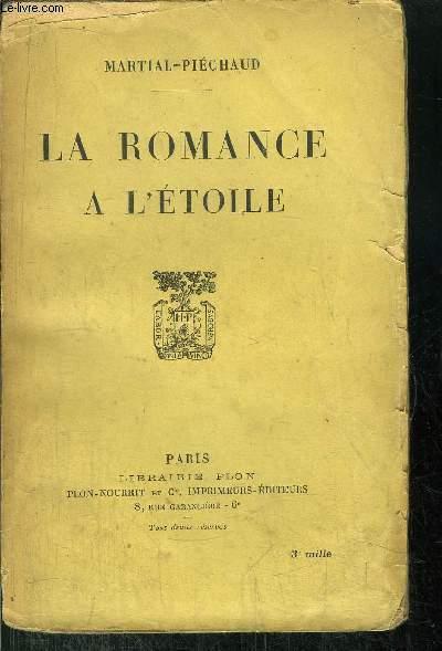 LA ROMANCE A L'ETOILE