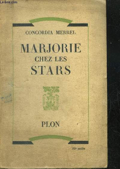 MARJORIE CHEZ LES STARS
